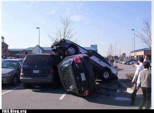 Toyota Celica Supra Mk II MA61 parking fail