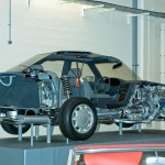 Picture of the Week: Lexus LS400 Cutaway