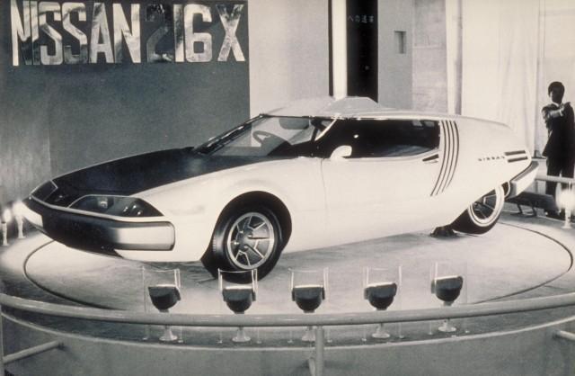 1971 Nissan 216X concept car