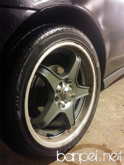 Down on the Street: Honda Prelude mk 5