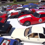 Brilliant: collection of Showa scale model cars