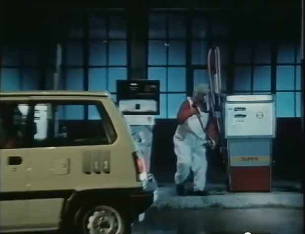Commercial Time: Honda Jazz
