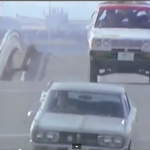 Friday Video: cartoonish Nissan Laurel C130 chase
