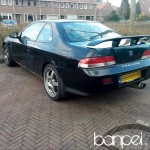 Down on the Street: updated Honda Prelude Mk5
