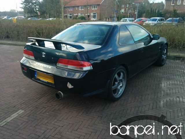 Down on the Street: Honda Prelude Mk5