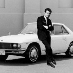 What if: the Saint would drive a Nissan Silvia CSP311?