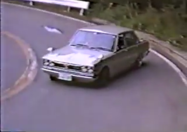 Friday Video: non-stop 90s drifting