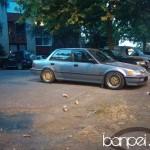 Down on the Street: illest Hungarian Honda Civic EF progress