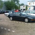 Down on the Street: Honda Prelude Mk4