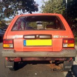 Down on the Street: Suzuki Alto SS40