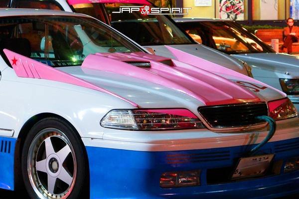 Toyota Mark II JZX100 kaido racer