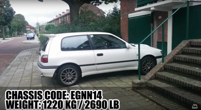 Down on the Street: Nissan Sunny GTI-R