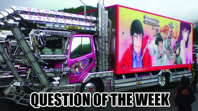 JDM Question of the week #1: Chindogu