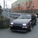 WTF: Toyota Sprinter Trueno Black Limited BP Kraft?