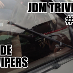 JDM Trivia #1: Side wipers on the GX81!
