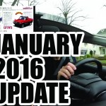 January 2016 update video!