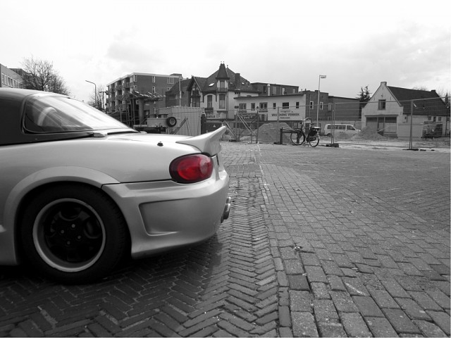 Mazda MX5 NB I.L. Motorsport [Down on the Street]