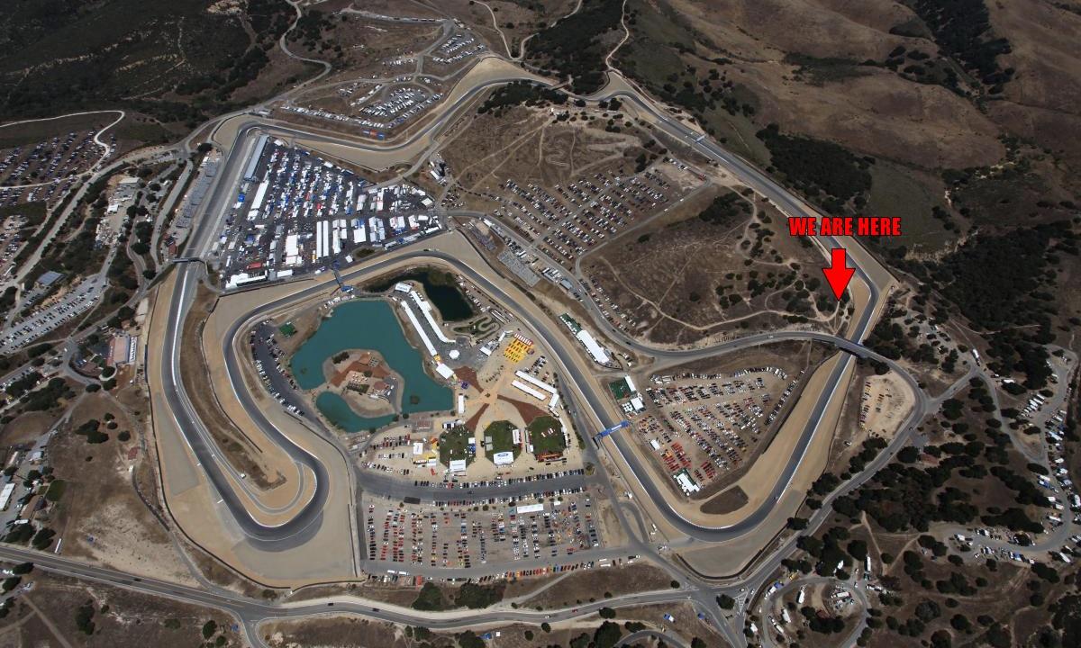 Laguna Seca Raceway >> Walk Around Mazda Raceway Laguna Seca