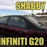 Shabby Infiniti G20 [Down on the Street]