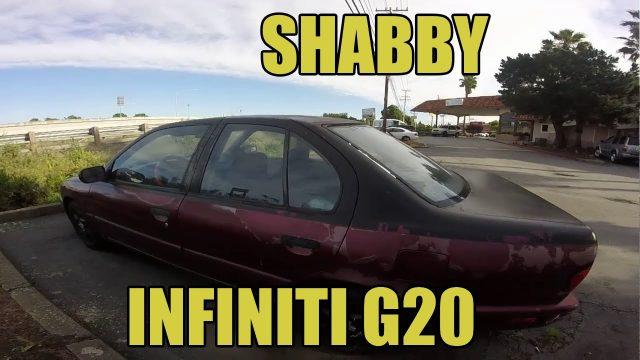 Shabby Infiniti G20