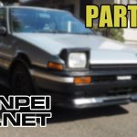 OMG! I bought an AE86 from Japan!