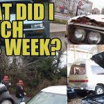Auction cars, Gamera, E-AE86, Tsuchiya drives a Levin [Episode 4]