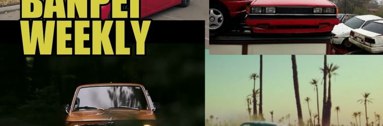 Rusty AE86 pair, Mazda 929, GT86 spotted and random brochure/magazine pick revealed! [episode 6]
