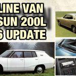 Nissan Skyline Van VBC110, Pigsbutt Laurel, Toyota AE86 update [Banpei Weekly episode 10]