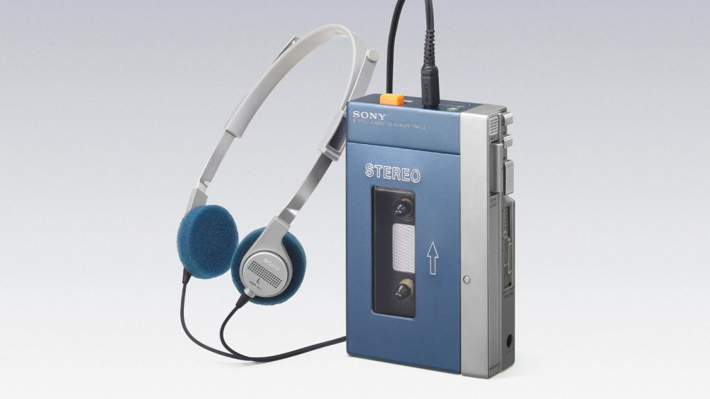 Sony Walkman: individualism