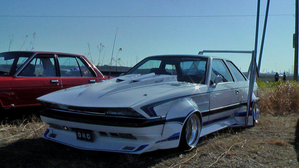 Sharknosed zokusha (Toyota Soarer MZ10)