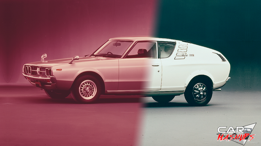 Car Mashups: Nissan Skyry