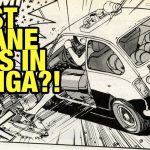 Manga Car Spotting:  Subaru R-2 SS  – Nissan Skyline GT-R BNR32 – You're Under Arrest part 1 to 4