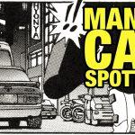 Manga Car Spotting – Subaru Rex Combi 4WD – Nissan Skyline GTS-R R31 – You're Under Arrest part 6