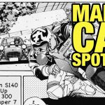 Manga Car Spotting – Caterham Super 7 – Honda Gyro Up – You're Under Arrest part 7