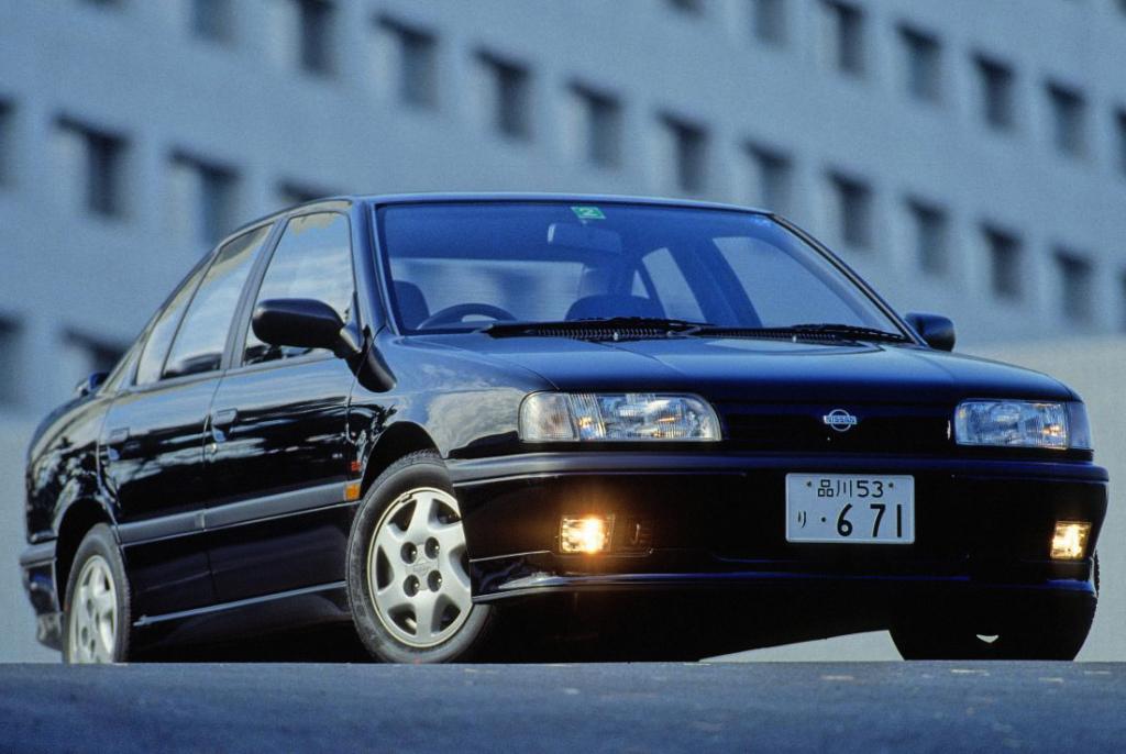 JDM-spec Nissan Primera 2.0 Te P10